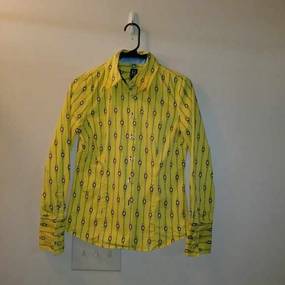 Tommy Hilfiger Tops - Tommy Hilfiger long sleeve button down shirt sz 8